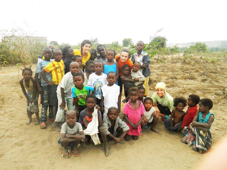 Bambini Congo Africa