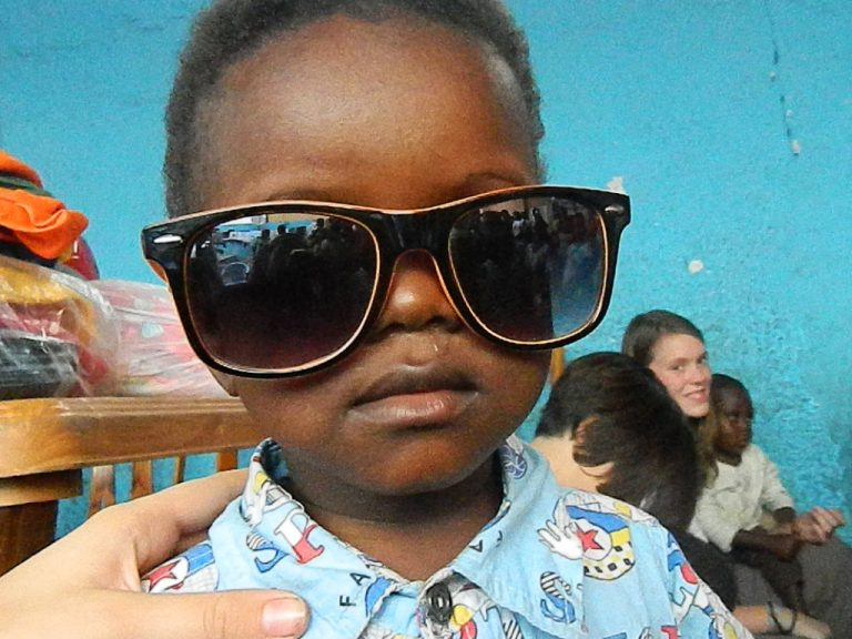 Bambini Congo