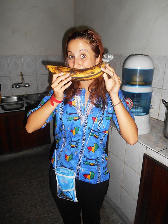 Banana Congo