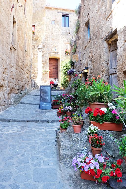 borgo Civita di Bagnoregio