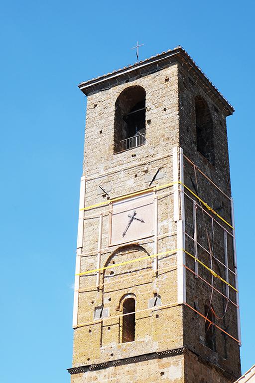 Chiesa San Donato Civita di Bagnoregio