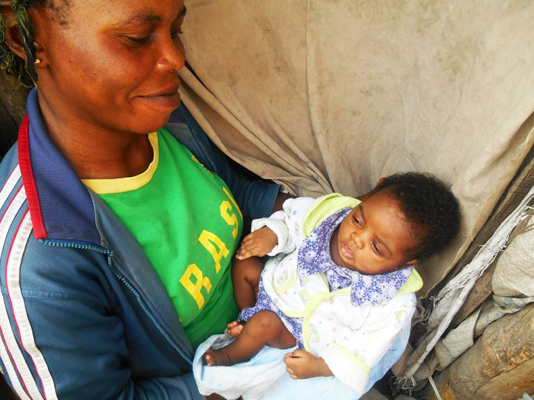 Congo famiglia