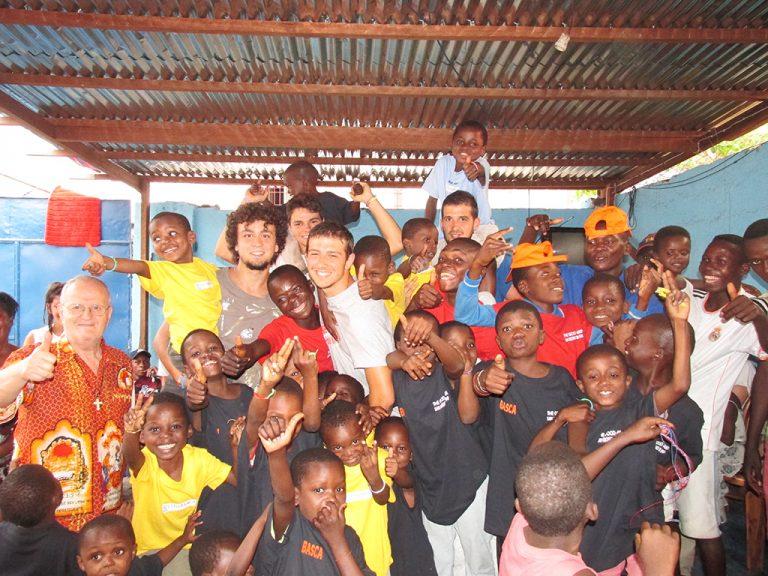 Congo orfanotrofio