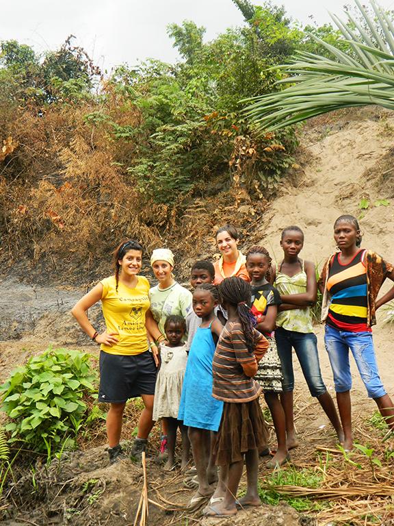 Congo palude