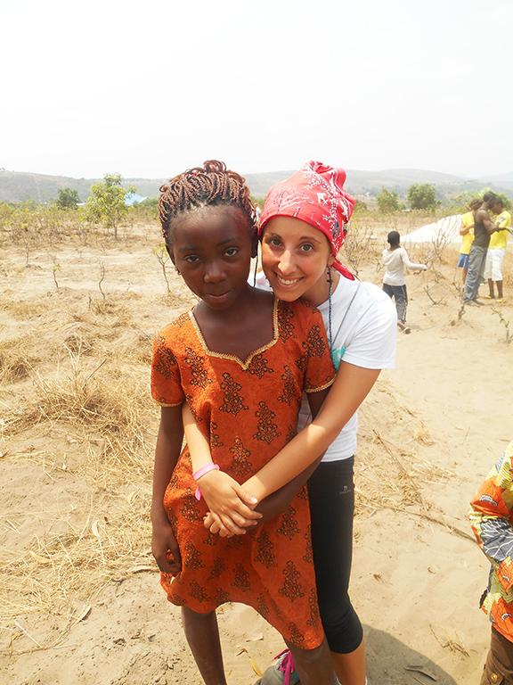 Congo ragazza