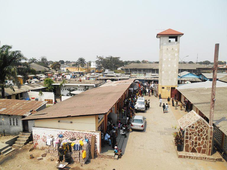 Congo villaggio