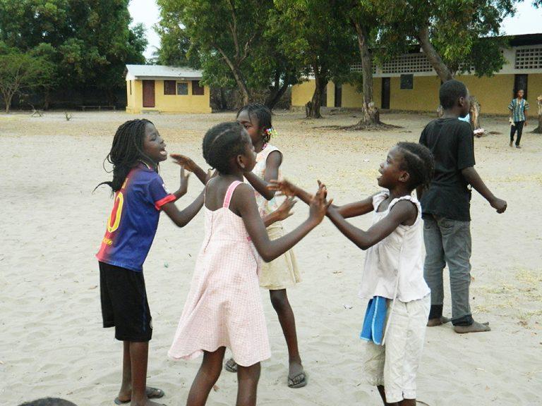 Giochi Congo bambini
