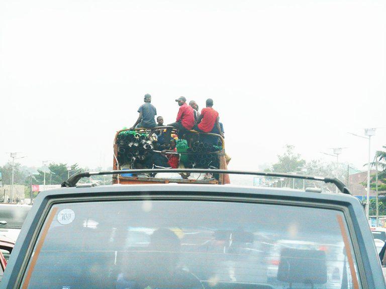 Kinshasa macchine