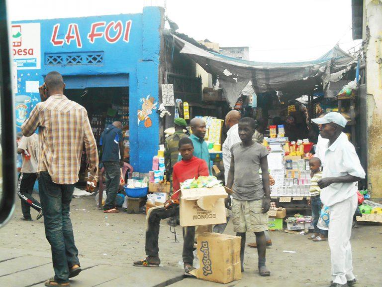 Kinshasa mercato