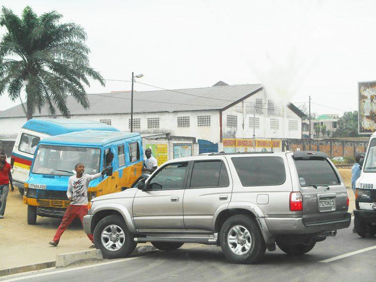 Kinshasa strade