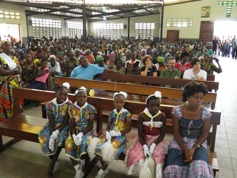 messa Congo Africa