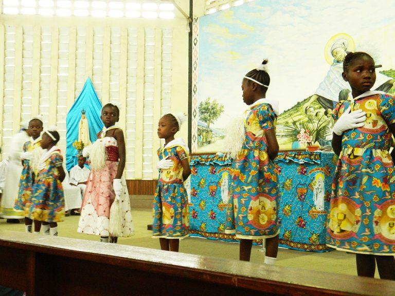 Messa Congo balli