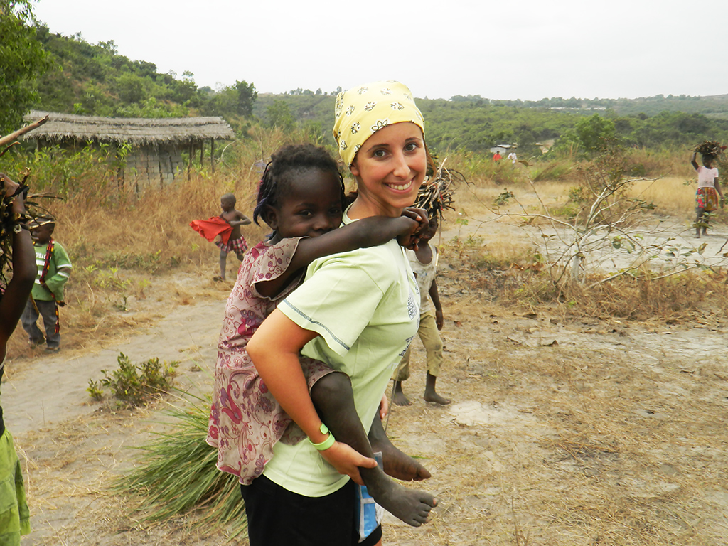 Missione umanitaria Africa