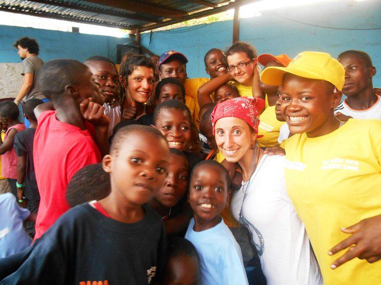Orfanotrofio Kinshasa