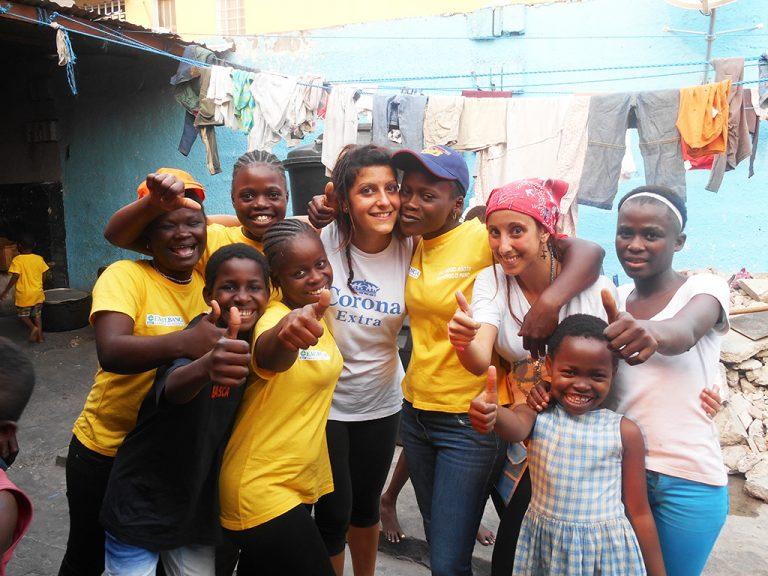 Orphelinat EEV Eden Kinshasa