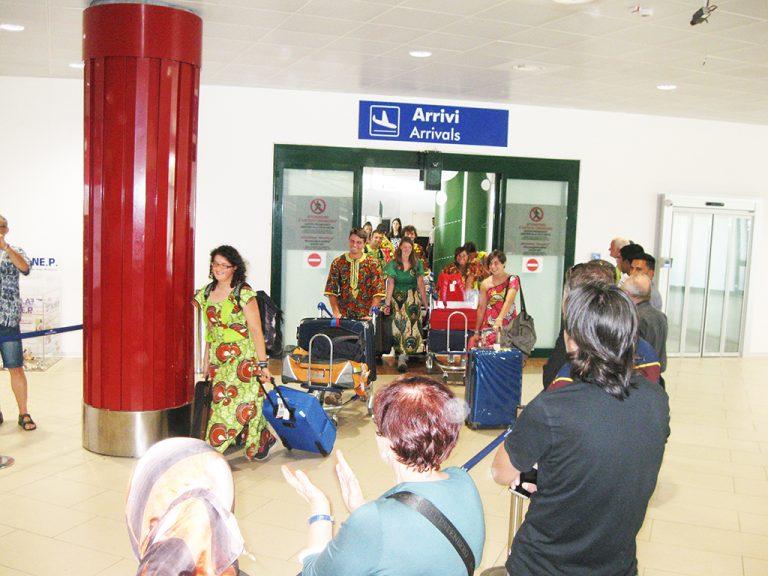 ritorno viaggio Africa