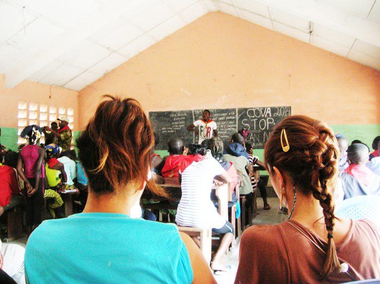 Scuola Africa Congo