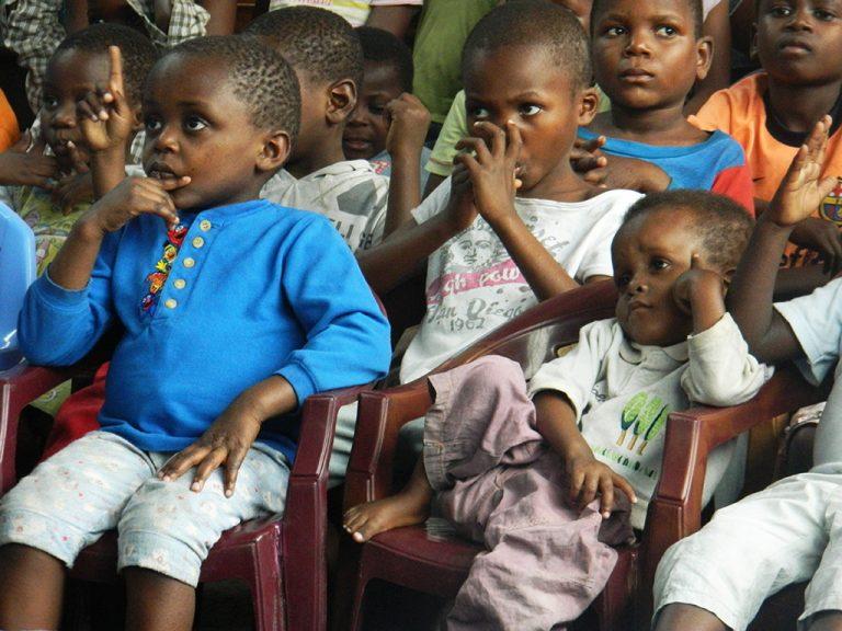 Viaggio Congo missione