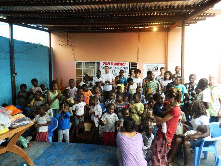 Viaggio Congo orfanotrofio