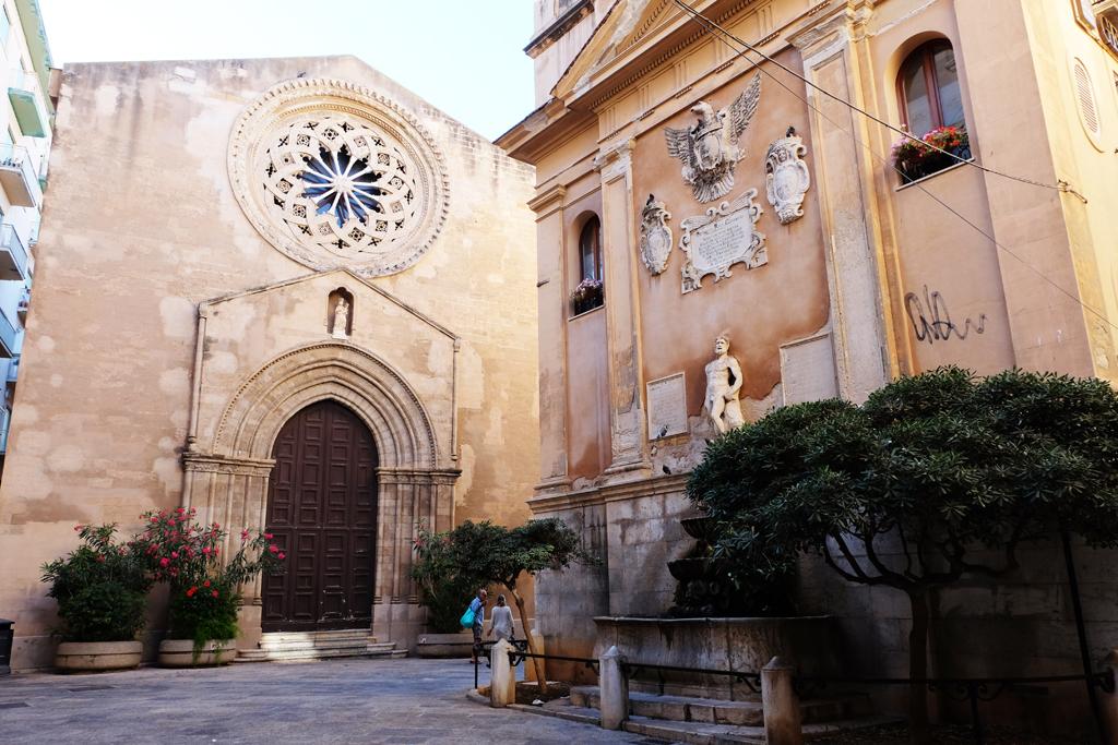 Sicilia on the road Trapani