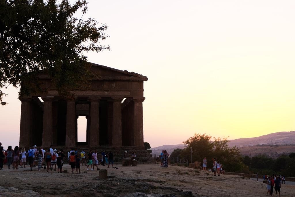 Sicilia on the road Valle dei Templi