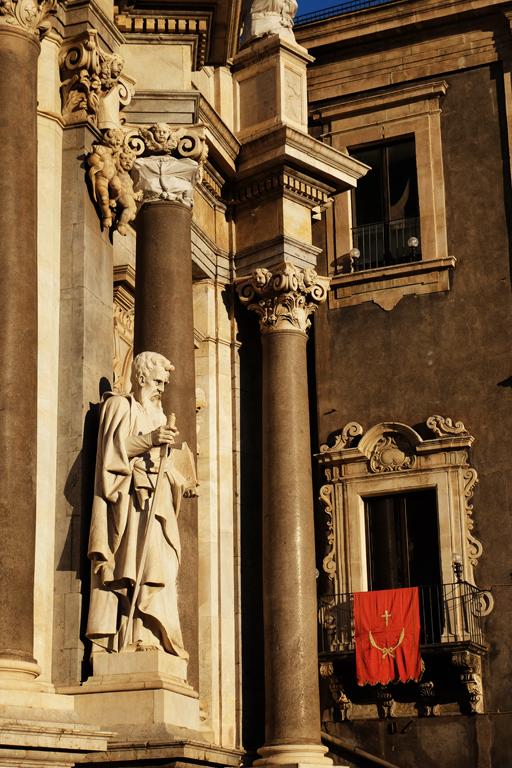 Statua Sant'Agata Catania