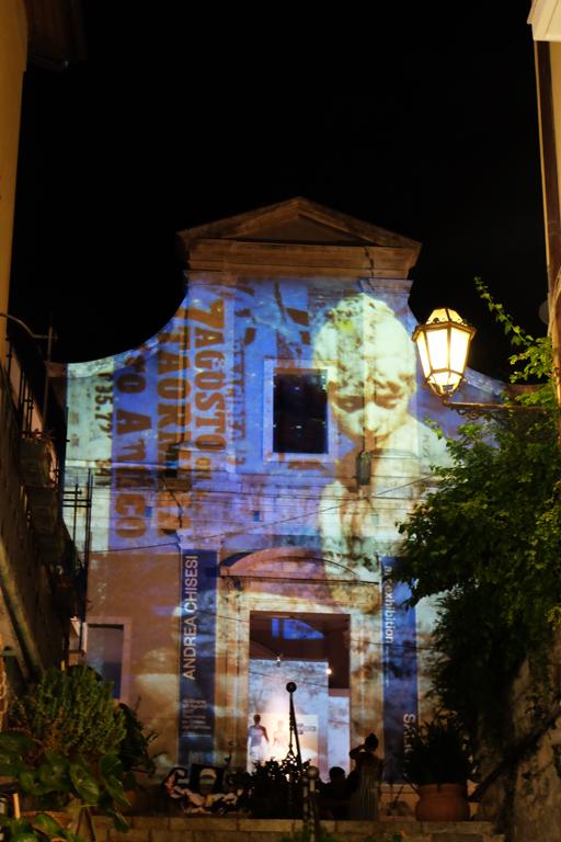 Taormina chiesa
