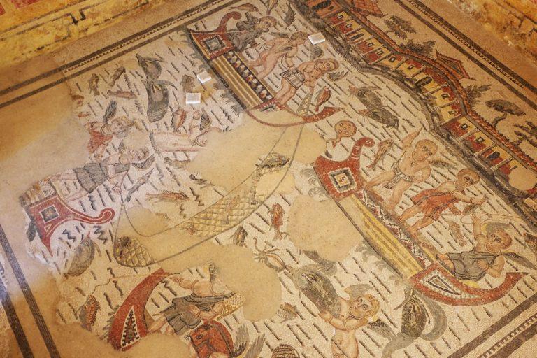 Villa Romana mosaico