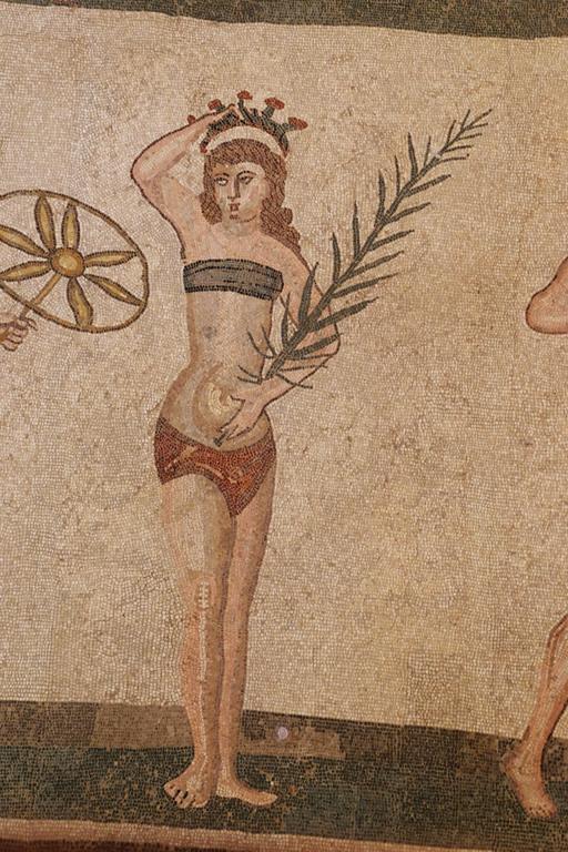 Villa Romana Sicilia mosaici
