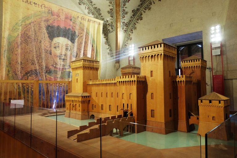 Castello Estense in miniatura