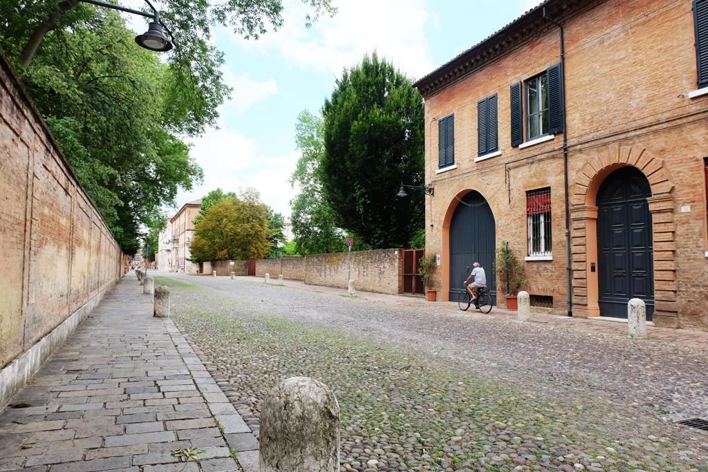 Corso Este Ferrara