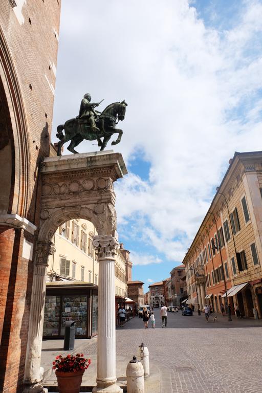 Ferrara città cosa vedere