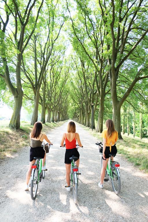 Ferrara in bicicletta
