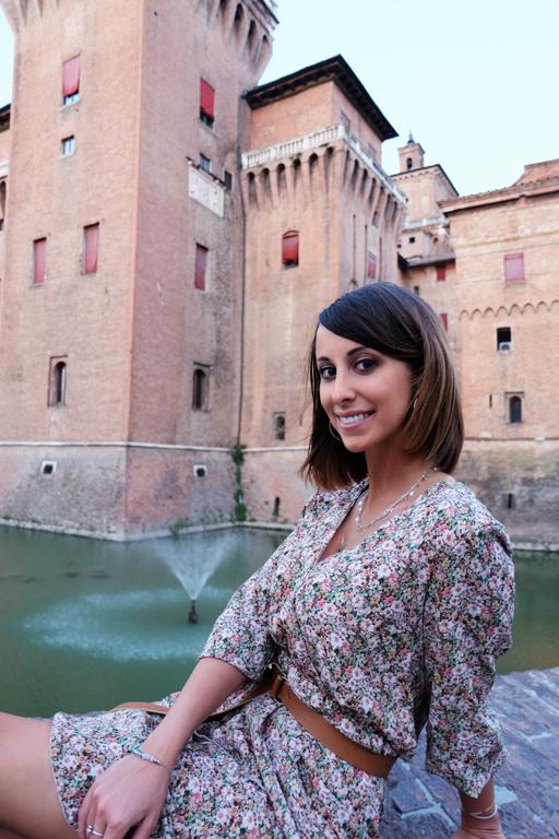 Ferrara visitare Castello Estense