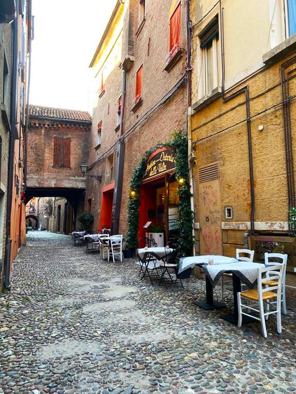 Osterie Ferrara