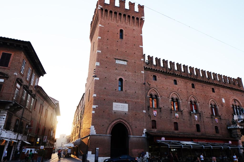 Palazzo del Municipio Ferrara