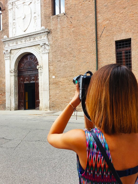 Ferrara Palazzo Schifanoia