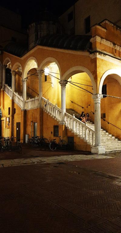 Piazza del Municipio Ferrara