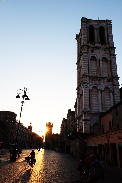 Piazza Trento e Trieste Ferrara