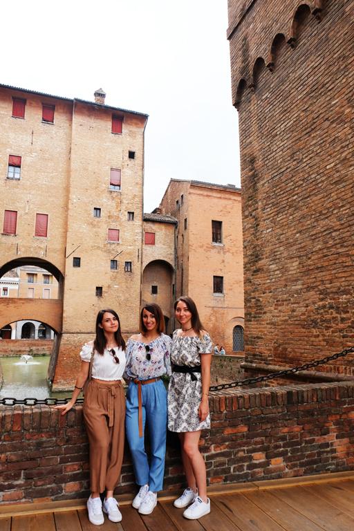 Visitare il Castello Estense