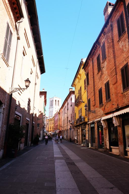 Visitare Ferrara centro storico