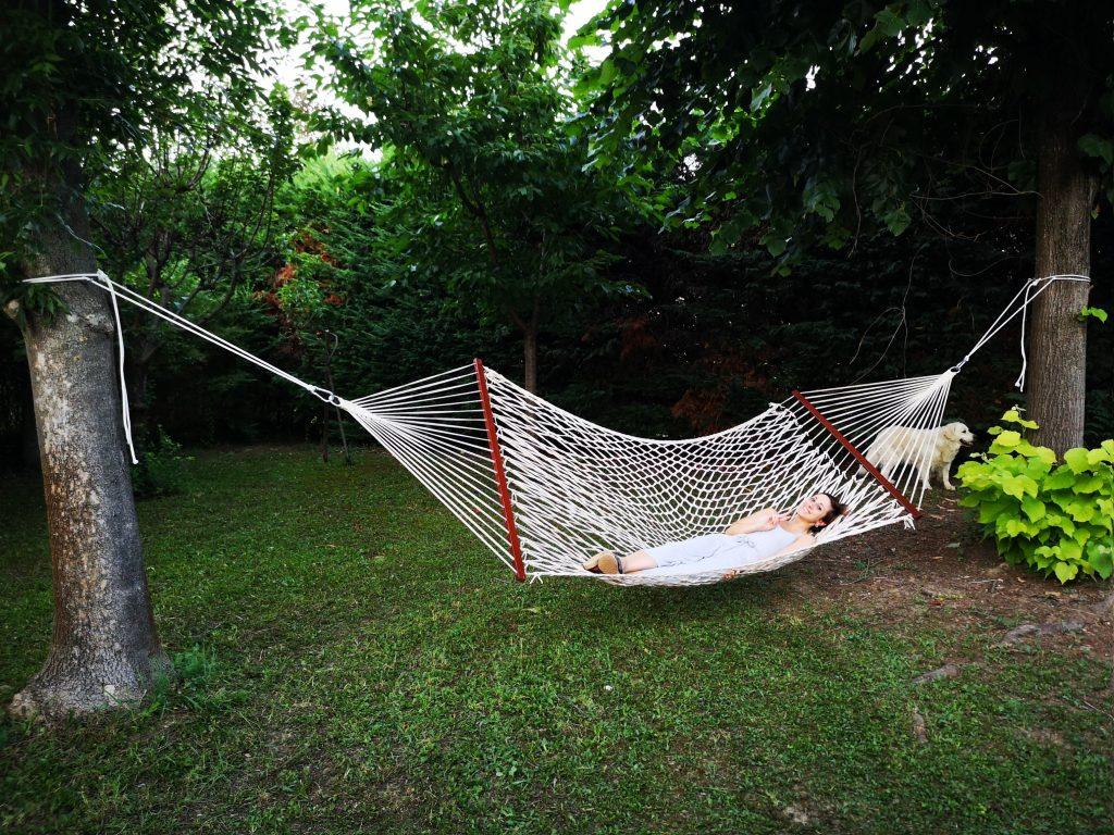 Come Fissare Un Amaca.Amaca Da Giardino Tropilex Il Relax A Casa Tua Viaggi