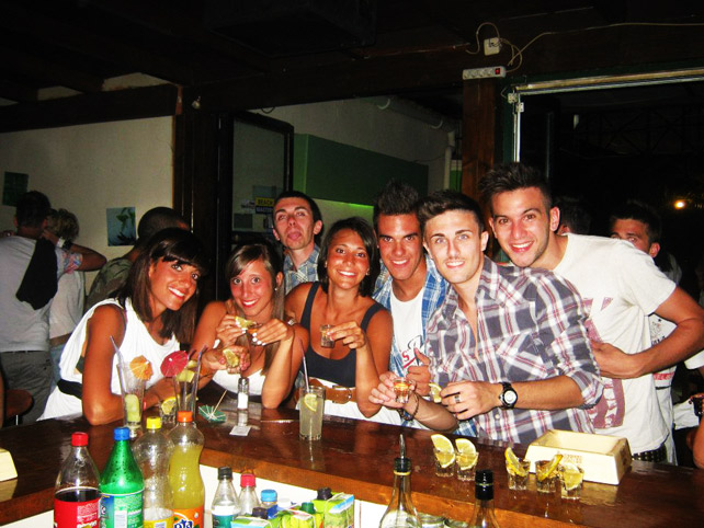Corfù cocktail bar