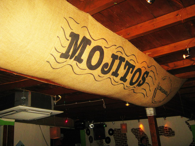 Mojitos Corfu