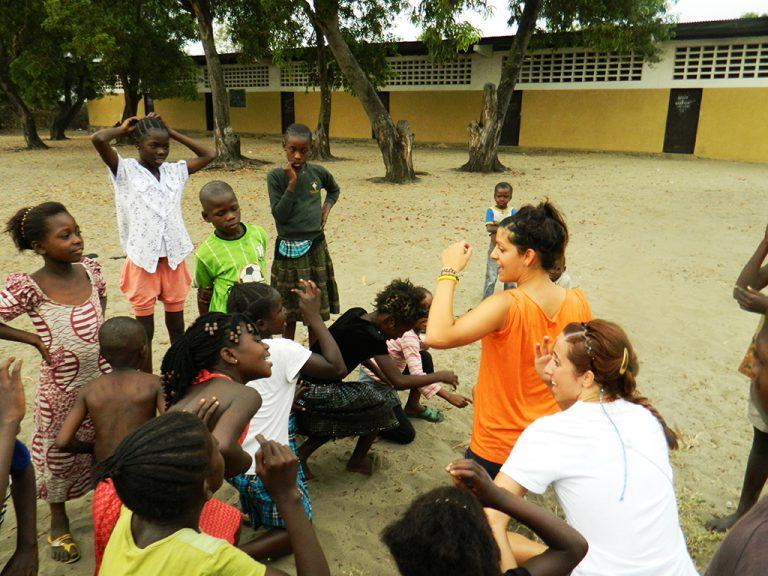 Balli animatori Congo