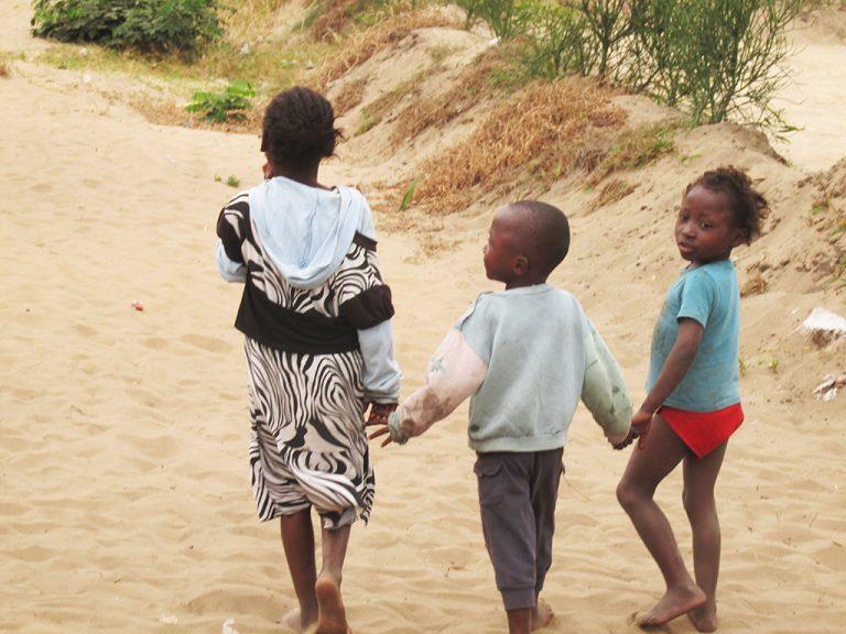 Bambini Africa Congo