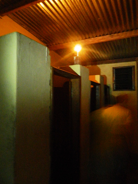 Candele in Congo