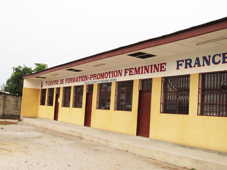 Centro femminile del Congo