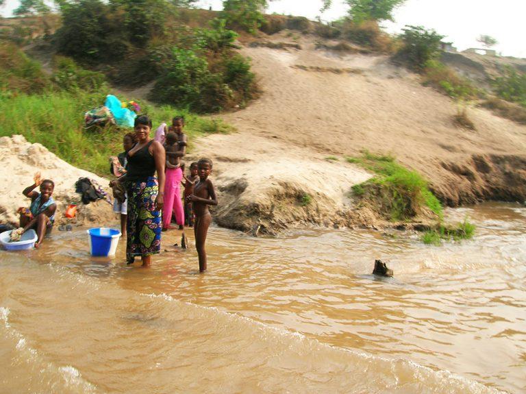 Congo bagno