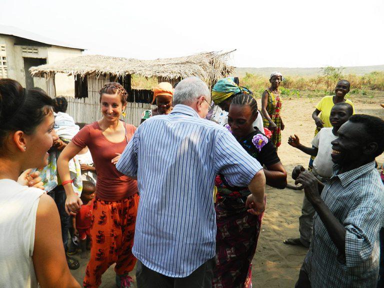 Congo balli africani